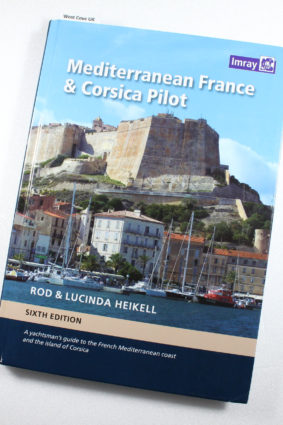 Mediterranean France and Corsica Pilot: 6th Ed. (IMR160 57) ISBN: 9781846238499