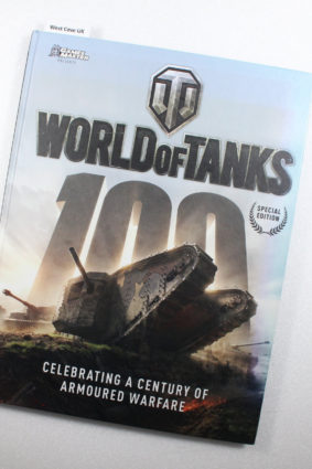 Game Master World of Tanks: A Century of Armoured Warfare Limited Ed No 610 of 1250. ISBN: