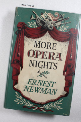 More Opera Nights by Newman Ernest ISBN: 9780370000725