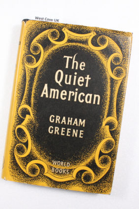 The Quiet American by Graham Greene ISBN: