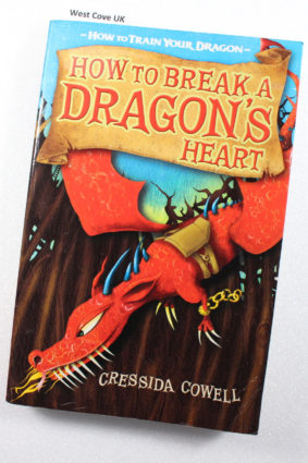 How to Break a Dragon's Heartbook 8 (How to Train Your Dragon) by Cowell Cressida ISBN: 9780340996928
