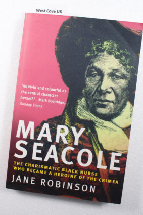 Mary Seacole by Robinson ISBN: 9781845294977