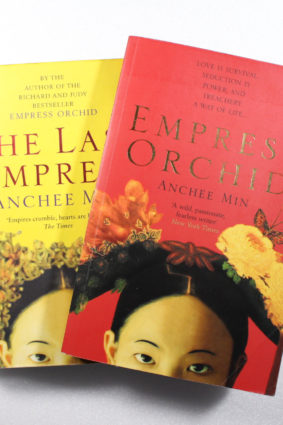 Book set – Empress Orchid- The Last Empress – By Anchee Min ISBN: 9780747568339