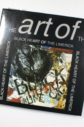 Black Heart of the Limerick Writing a Limerick and 150 Original Limericks by Christopher Woodger ISBN: 9781897654880