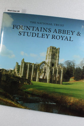 Fountains Abbey&Studley Royal by  Mary Mauchline ISBN: