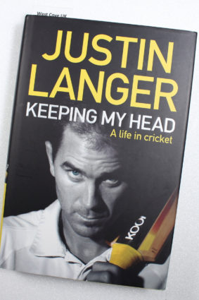 Keeping My Head: A Life in Cricket by Langer Justin ISBN: 9781742374581