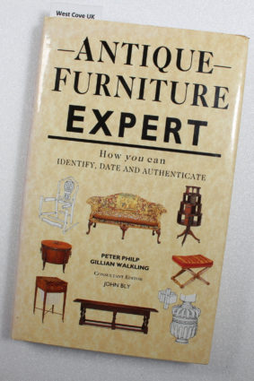 Antique furniture expert by Philp Peter ISBN: 9780712651004