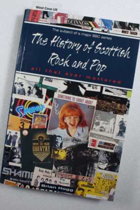 The History of Scottish Rock and Pop: All That Ever Mattered by Hogg Brian ISBN: 9780851127231