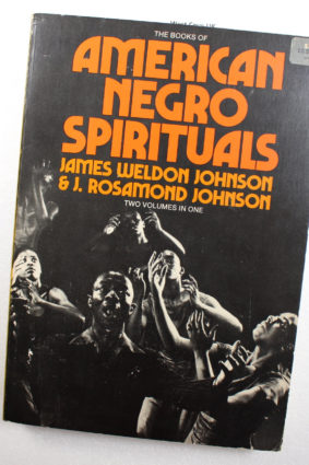 The Books Of American Negro Spirituals (Da Capo Paperback) by Johnson James Weldon; Johnson J. Rosamond ISBN: 9780306800740