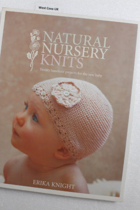 Natural Nursery Knits: 20 Hand-knit Designs for the New Baby: Twenty Handknit Projects for the New Baby ISBN: 9781844007073
