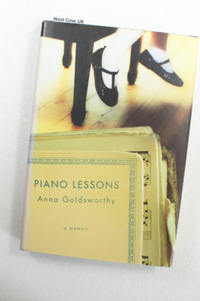 Piano Lessons: A Memoir by Goldsworthy Anna ISBN: 9780312646288