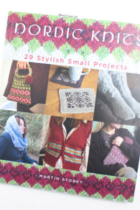 Nordic Knits: 25 Stylish Small Projects by Martin Storey ISBN: 9780312646578