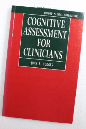 Cognitive Assessment for Clinicians by Hodges John R. ISBN: 9780192623942