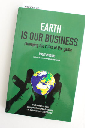 Earth Is Our Business: Changing the Rules of the Game by Higgins Polly ISBN: 9780856832888