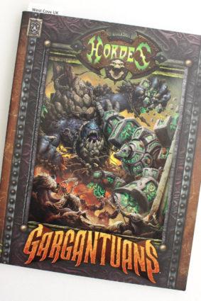 Hordes Gargantuans (SC) By Warmachine ISBN: 9781933362878