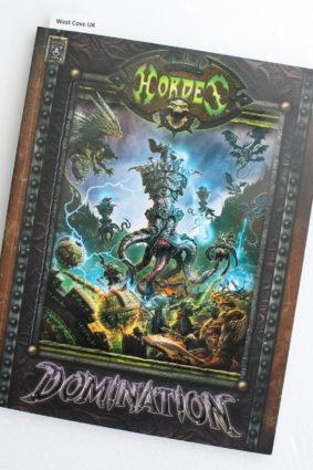 Hordes Domination (SC) By Warmachine ISBN: 9781933362823