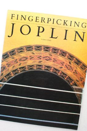 Fingerpicking Joplin by Doidge Spencer ISBN: 9780825623103