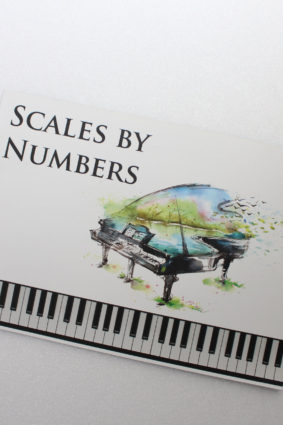 Scales by Numbers by Kemsing Tuition ISBN: 9781788083492