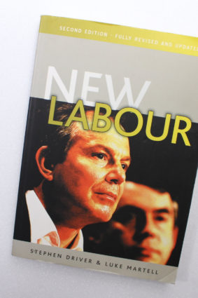 New Labour by Driver Stephen; Martell Luke ISBN: 9780745633312