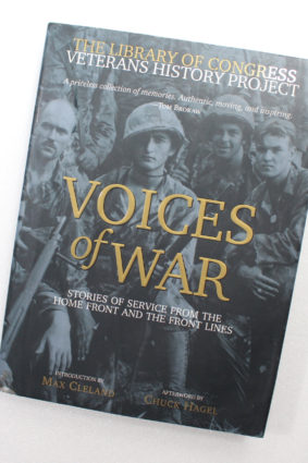Voices of War: Stories of Service from the Home Front and the Front Lines by Thomas Wiener ISBN: 9780792278382