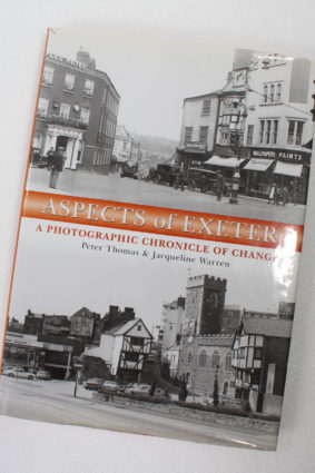 Aspects of Exeter by Peter D. Thomas ISBN: 9781841145105