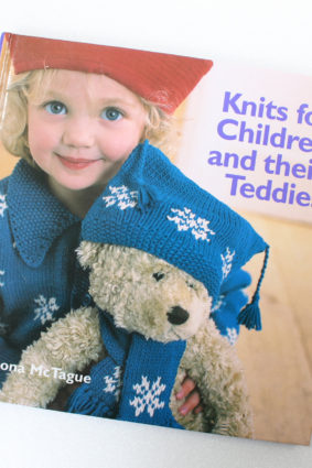 Knits for Children and Their Teddies by McTague Fiona ISBN: 9781843400202