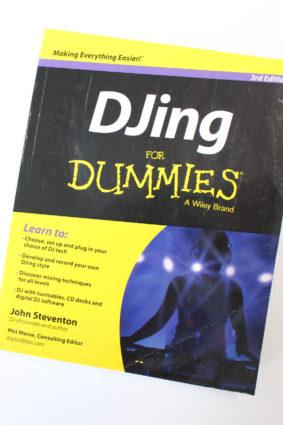 DJing For Dummies by Steventon John ISBN: 9781118937280