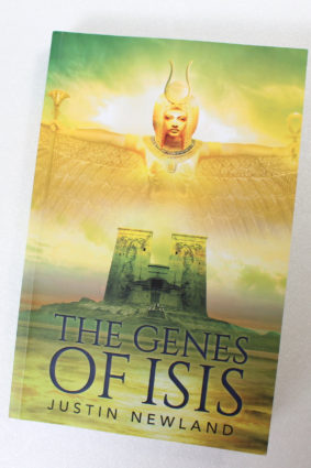 Genes of Isis by Justin Newland  ISBN: 9781789014860