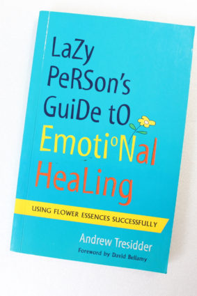Lazy Person's Guide to Emotional Healing: Using Flower Essences Successfully by Tresidder Andrew ISBN: 9780717129850