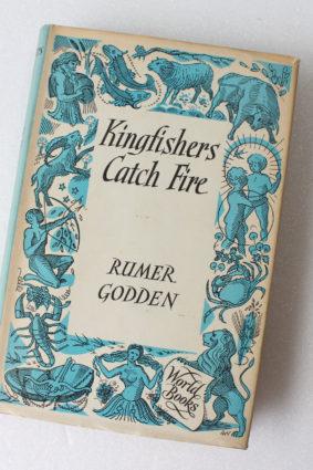 Kingfishers Catch Fire by Godden Rumer ISBN: 9780380250646