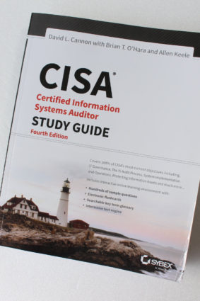 CISA Certified Information Systems Auditor Study Guide by Cannon David L. ISBN: 9781119056249