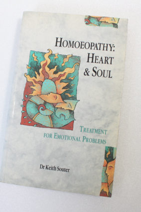 Homoeopathy: Heart & Soul by Souter M.D. Keith ISBN: 9780852072707