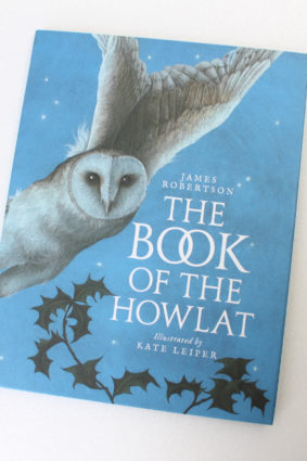 Book of the Howlat by James Robertson ISBN: 9781780273754