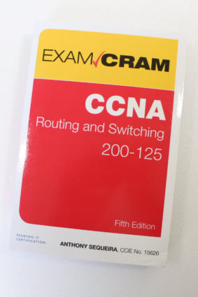 CCNA Routing and Switching 200-125 Exam Cram by Sequeira Anthony ISBN: 9780789756749