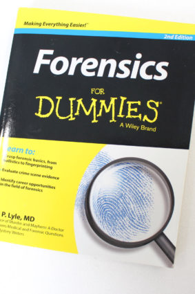Forensics FD 2E (For Dummies) by Lyle Douglas P. ISBN: 9781119181651