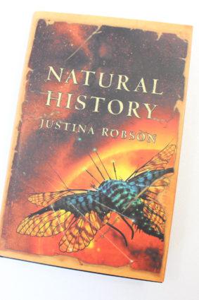 Natural History by Robson Justina ISBN: 9780333907450