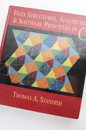 Data Structures Algorithms and Software Principles in C by Standish Thomas ISBN: 9780201591187