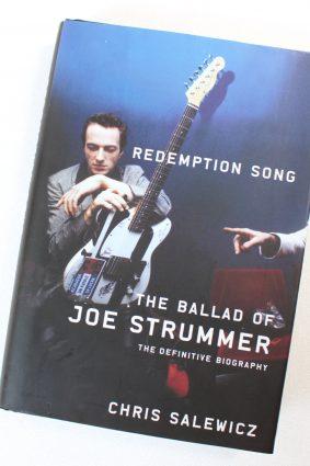 Redemption Song: The Ballad of Joe Strummer by Salewicz Chris ISBN: 9780571211784