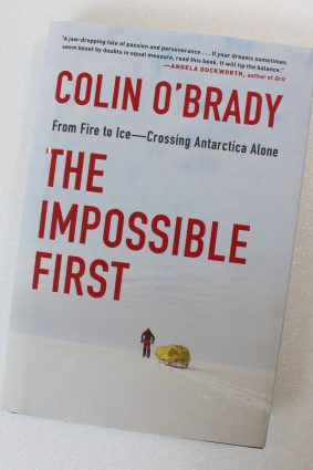 The Impossible First by Colin O'Brady ISBN: 9781982133115