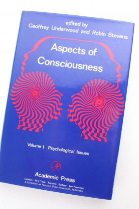 Aspects of Consciousness by Underwood Geoffrey ISBN: 9780127088013