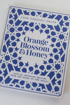Orange Blossom & Honey: Magical Moroccan recipes from the souks to the Sahara  ISBN: 9780857834157