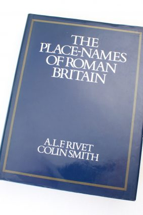 The place-names of Roman Britain by A. L. F  Rivet ISBN: 9780713420777