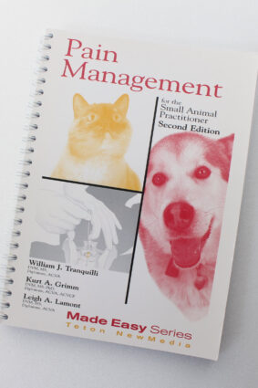 Pain Management for the Small Animal Practitioner (Book+CD) (Made Easy Series)  ISBN: 9781591610243