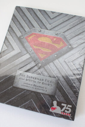 The Superman Files by Matthew Manning ISBN: 9781449447151
