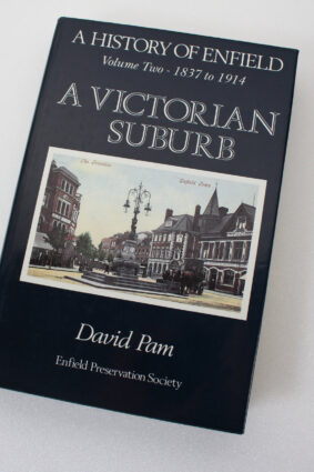 A history of Enfield (v. 2) by D.O. Pam ISBN: 9780907318101