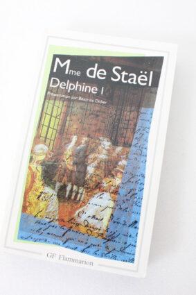 Delphine (Litt?rature et civilisation 1) (French Edition) by Madame de Sta?l ISBN: 9782080710994