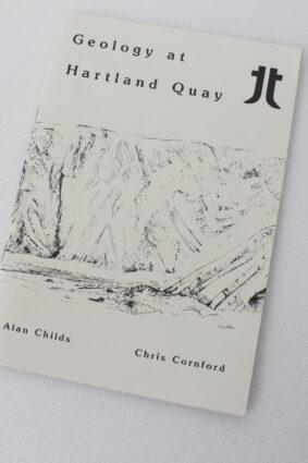 Geology at Hartland Quay by Alan Childs Chris Cornford ISBN: 9780948444128