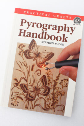 Pyrography Handbook (Practical Crafts) by Stephen Poole ISBN: 9781861080615