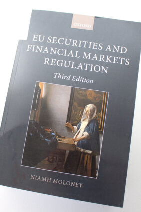 Eu Securities and Financial Markets Regulation (Oxford European Union Law Library)  ISBN: 9780199664351