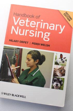 Handbook of Veterinary Nursing 2nd Edition by Orpet ISBN: 9781405145534
